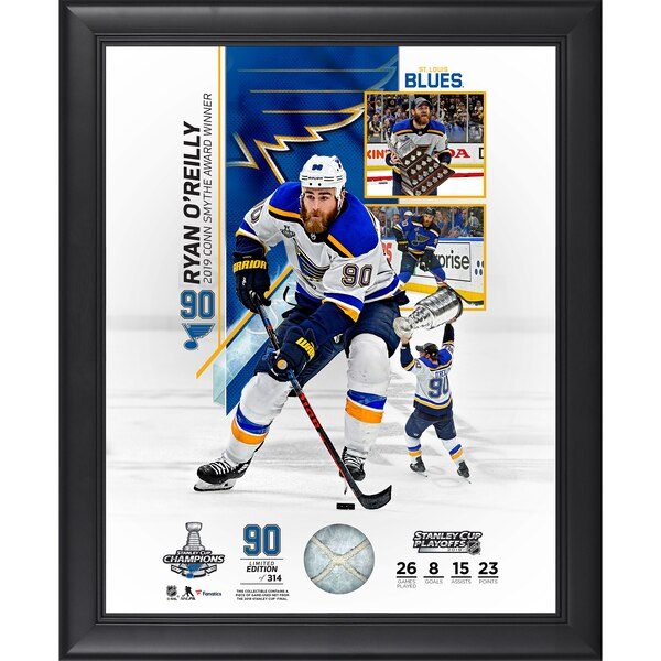 Ryan O'Reilly St. Louis Blues Fanatics Authentic F nhl jerseys buy online