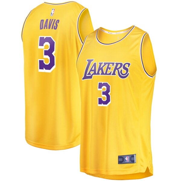 Youth Los Angeles Lakers Anthony Davis Fanatics Br cheap Boston Celtics home jerseys